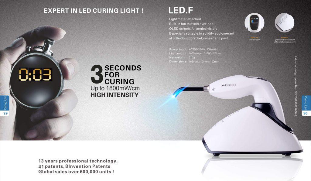 لایت کیور تفنگی/ LED-F