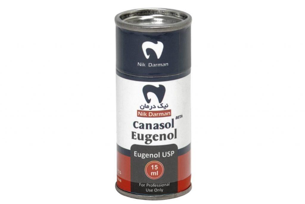 کاناسول اژنول 30 میل / CanaSol Eugenol 30ml
